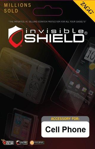 Zagg InvisibleShield for Sony Xperia Acro S - Screen - 1 ...