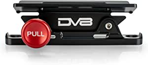DV8 Offroad | Fire Extinguisher Mount | Quick Release | Universal Fit | Proprietary Design | Gloss Black Finish