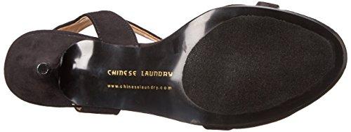 Chinese Laundry Ravish Camoscio Tacchi