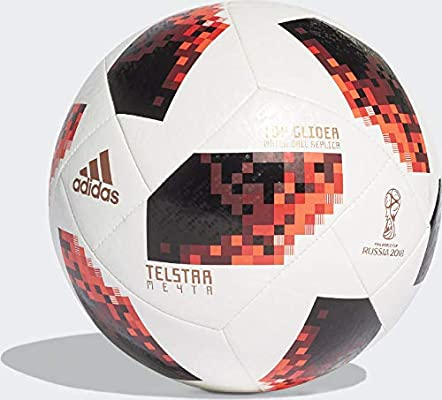 adidas FIFA Fussball-Weltmeisterschaft Knockout Top Glider Ball ...