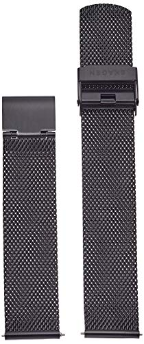 Skagen Men's SKB6075 Analog Display Black - Mesh Black Skagen Womens Watch