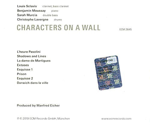 Amazon.com: Characters On A Wall: Music