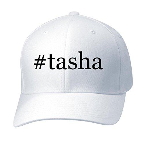 BH Cool Designs #Tasha - Baseball Hat Cap Adult, White, Small/Medium (Tasha Hat)