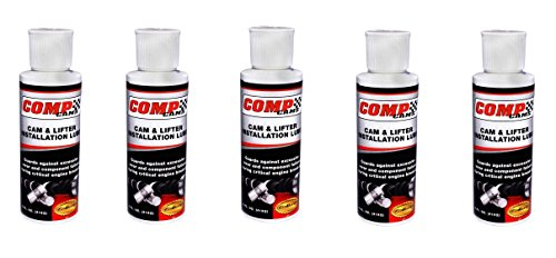 Competition Cams 153 Cam and Lifter Installation Lube, 8 oz. Bottle (5) by Comp Cams