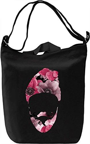 Hipster Boy Borsa Giornaliera Canvas Canvas Day Bag| 100% Premium Cotton Canvas| DTG Printing|