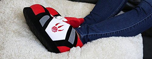 and and Mens Sneaker Womens Comfy Raptors Feet Slippers LICENSED NBA OFFICIALLY Feet Happy Toronto RqZwSa