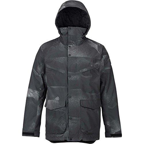 Burton Men's Breach Jacket, Zepheria, Medium (Apparel Burton Insulated Jackets)