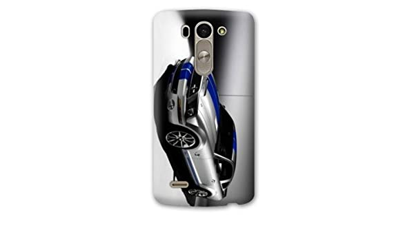 Amazon.com: Case Carcasa LG K10 Voiture divers - - Mustang ...