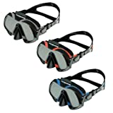Atomic Venom Ultra Clear Ultra Wide Panoramic View Scuba Diving Mask, Blue
