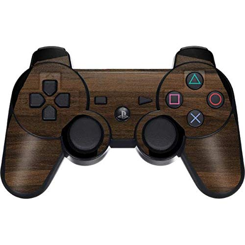 Skinit Kona Wood PS3 Dual Shock Wireless Controller Skin - Officially Licensed Originally Designed Gaming Decal - Ultra Thin, Lightweight Vinyl Decal Protection