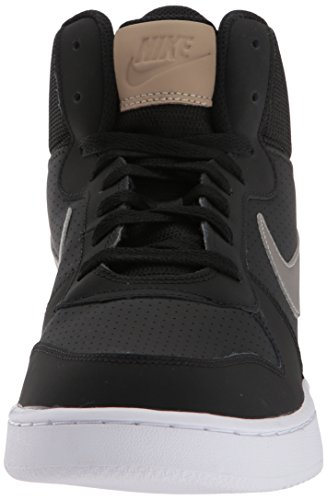 Pewterkhakiwhite M Schwarz Mid Schwarz Gymnastikschuhe UK Borough T Nike Herren L 005 Court 6 C xPwqHnY0