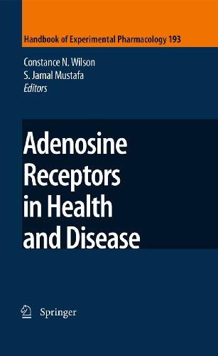 Adenosine Receptors in Health and Disease: 193 (Handbook of Experimental Pharmacology) Pdf