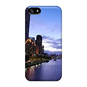 For SamSung Galaxy S5 Phone Case Cover - Eco-friendly Packaging(in The City)