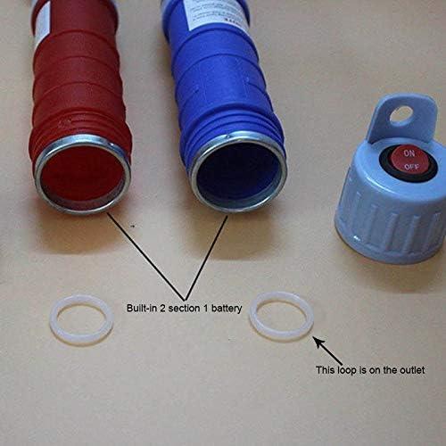 Tradtrust Universelle elektrische batteriebetriebene Pumpe Auto-Brennstoff-Transferpumpe