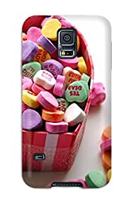 New Style Case Cover JlLkUzq2294pLBhE A Box Of Heart Sweets Compatible With Galaxy S5 Protection Case