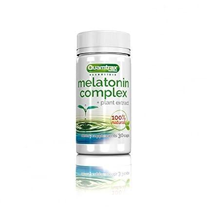 Quamtrax Nutrition Melatonine Complex - 30 Cápsulas