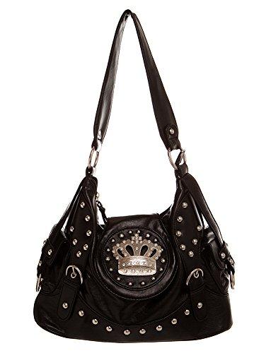 Inspired Hobo Bag - 7