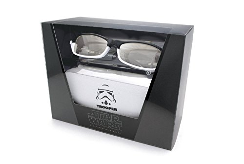 Star Wars STORMTROOPER eyewear glasses clear lens SW STORMTROOPER (Japan - Glasses Yoda With