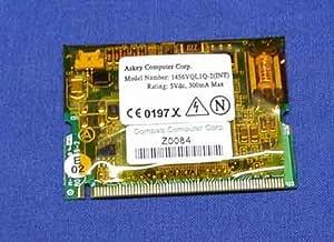 Compaq - Compaq Presario 1200 Mini Modem Board 222152-001, 1456vqliq-2