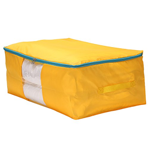 yellow garment bag - 4