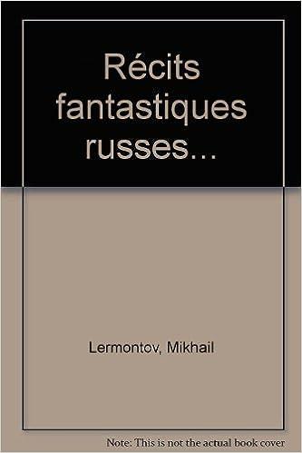 En ligne téléchargement gratuit Récits fantastiques russes... pdf, epub ebook