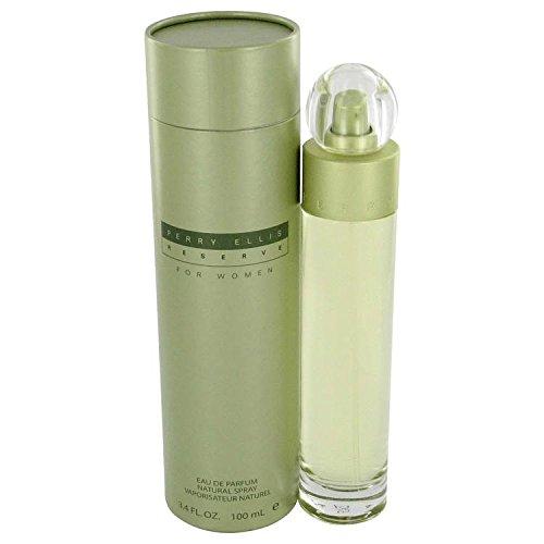 Gift Set -- 3.4 oz Eau De Parfum Spray+ .33 oz Mini EDP Spray + 4 oz Body Mist Spray + 2 oz Hand Cream for (0.33 Ounce Edp Spray)