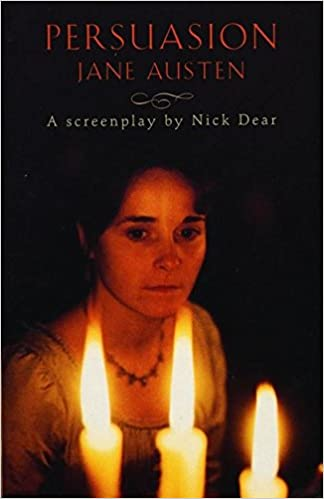 persuasion screenplay screen and cinema