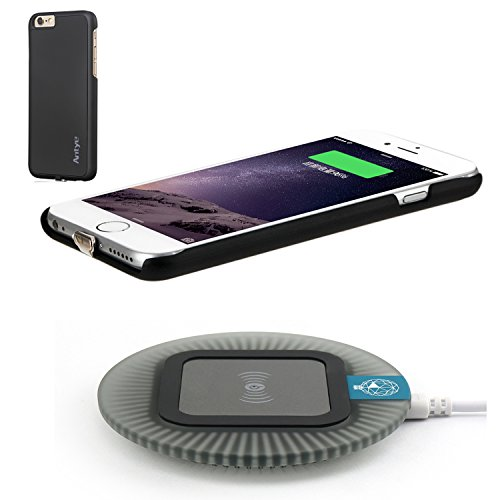 Wireless Charger Sleep Friendly Charging Receiver product image