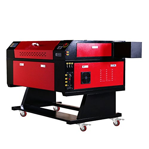 Mophorn Laser Engraving Machine 80W CO2 Laser Engraver 500 ...