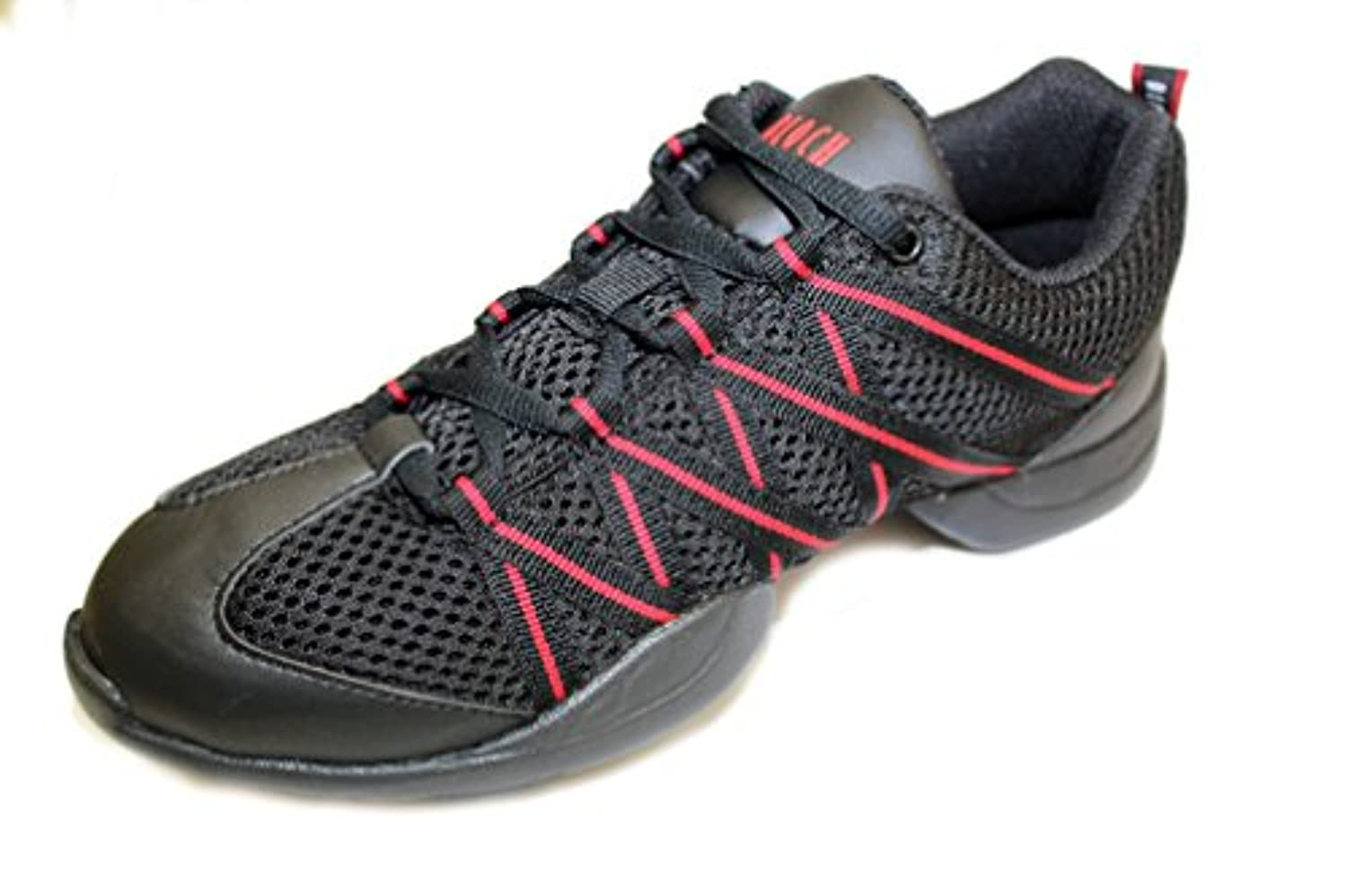 Bloch S0524 Criss Cross Sneaker Black UK 1.5 EU 33.5 US 4.5