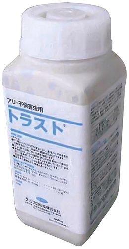 業務用 不快害虫駆除剤 トラスト 400g B07D1MDKJ6