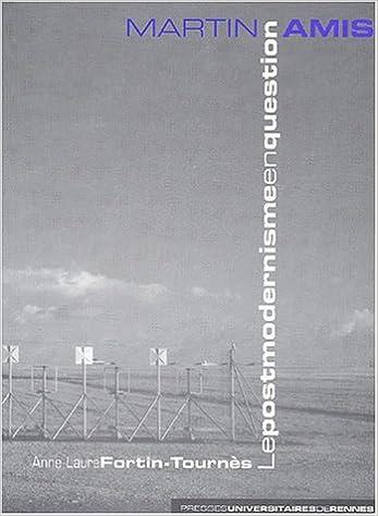En ligne Martin Amis : Le postmodernisme en question pdf