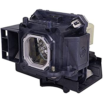 Projector Lamp Assembly with Genuine Original Philips UHP Bulb Inside. CP-X345 Hitachi LCD Projector Lamp Replacement