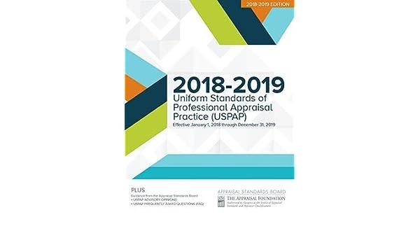 2017-2018 USPAP PDF DOWNLOAD