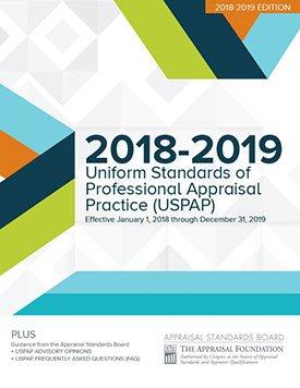 2018-19 Uniform Standards of Professional Appraisal Practice (USPAP)