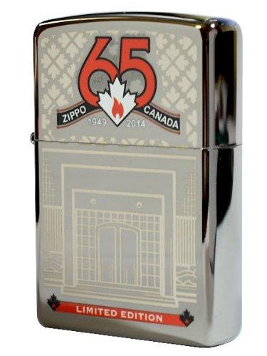 Zippo Feuerzeug Canada 65th Anniversary Limited Edition