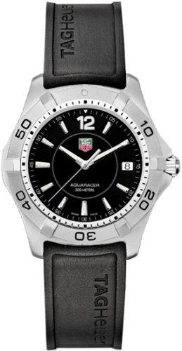 FT8009 - Reloj para hombres, correa de goma: Tag Heuer: Amazon.es: Relojes