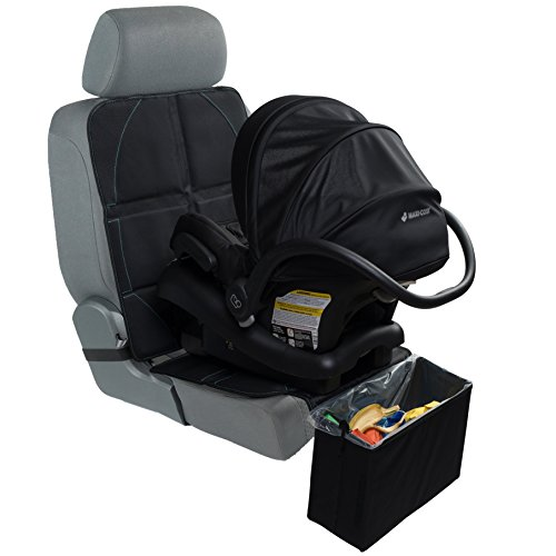 2017 new car seat protector with built in trash can by babyseater carseat cover perfect for. Black Bedroom Furniture Sets. Home Design Ideas