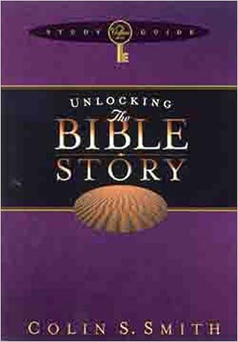 unlocking bible studies 4 book series
