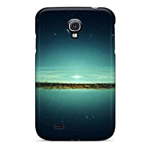 SHiNiNG Galaxy S4 Well-designed Hard Case Cover Frozen Galaxy Protector