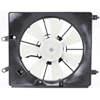MAPM Premium TSX 04-08 A/C CONDENSER FAN SHROUD ASSEMBLY, (Right)