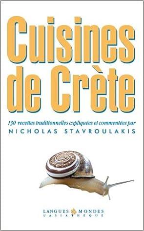 Lire un CUISINES DE CRETE pdf, epub ebook