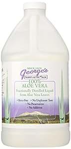 George's Aloe Vera Supplement, 64 Fluid Ounce