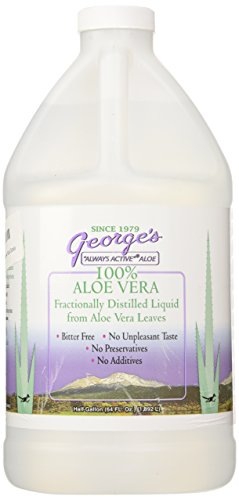 George's Aloe Vera Supplement