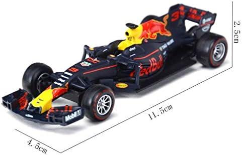 YN モデルカー モデルカー1:43シミュレーションモデルカー、2017レッドブルレーシングRB12 3 33レーシング、アロイプルバックモデルカー(エディション:2017レッドブルレーシングチームRB12 3) ミニカー