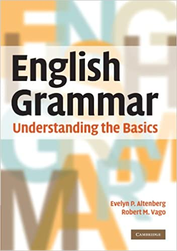 English grammar understanding the basics evelyn p altenberg english grammar understanding the basics 1st edition fandeluxe Choice Image