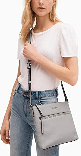 Kate Spade New York Jackson Pebbled Leather Shoulder/Top Zip Crossbody Bag
