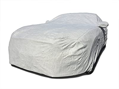 CarsCover 2015-2016 Ford Mustang Custom Fit Car Cover for 5 Layer Ultrashield
