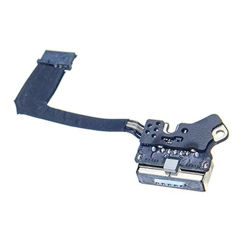 "(923-0560, 923-00517) DC-In Power Board - For Apple MacBook Pro Retina 13"" A1502 (Late 2013-Early 2015) -  Command Mac Parts"