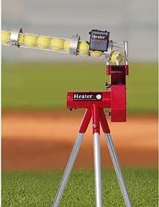 New Heater Heavy Duty Baseball Pitching Machne